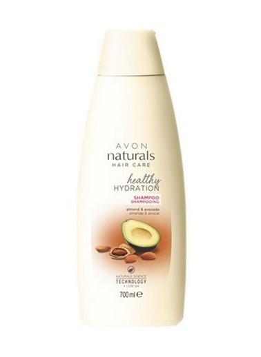 Avon Naturals Badem Avakado İçeren Saç Şampuanı 700 Ml Renkli